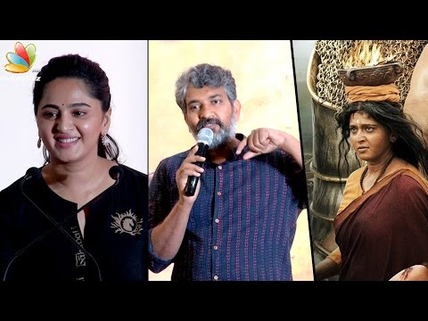 Thumbnail: Anushka Shetty and SS Rajamouli Speech at Chennai for Bahubali 2 Press Meet