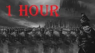 Скованные одной цепью - warhammer 40000 имперская гвардия атака - Imperial Guard - 1 HOUR
