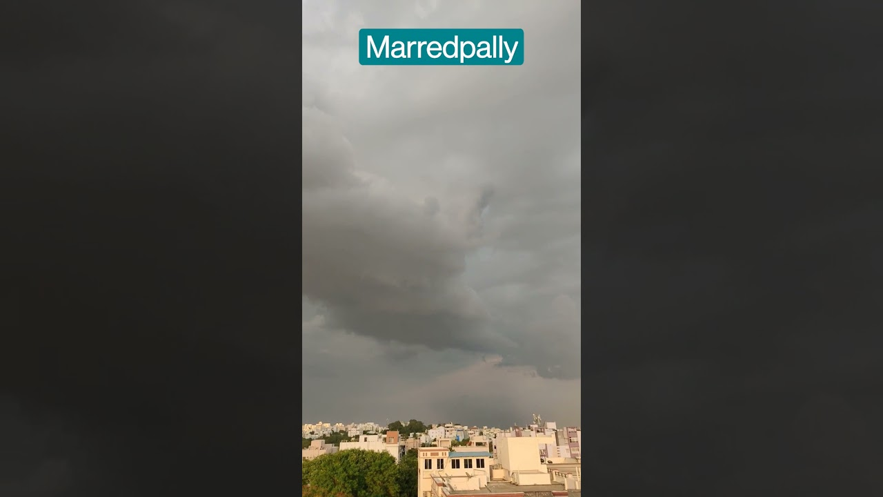 West Marredpally, Clouds ☁️