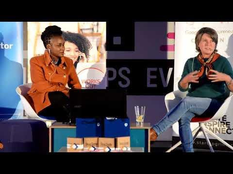 Startup Grind Cape Town Hosts Lorraine Steyn (KRS Systems) #StartCPT #SGWomen