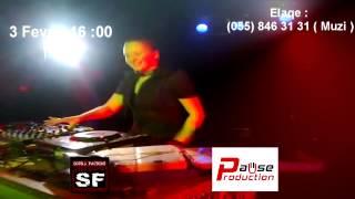 DJ Lilu@Baku (3 fevral 2013)