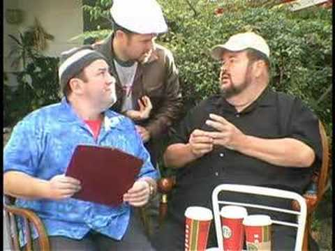 Talking with Dom Deluise