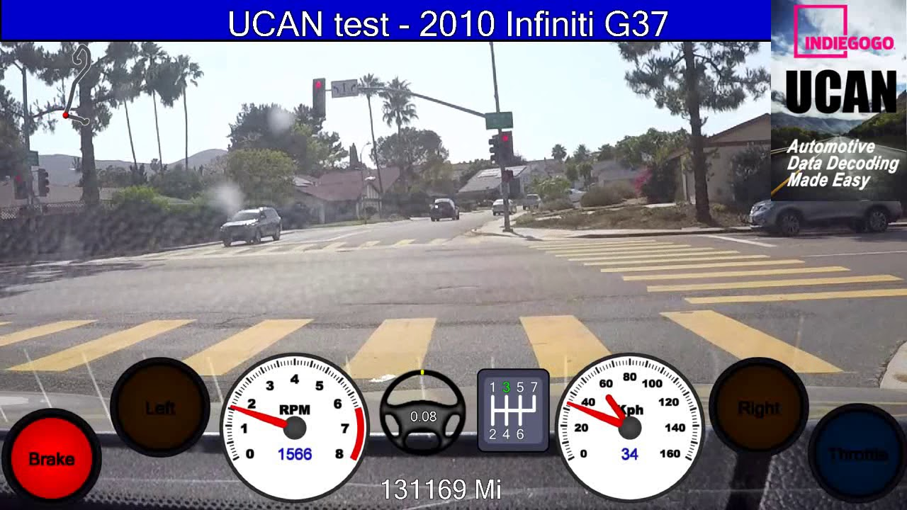 UCAN, a universal vehicle bus decoder | Indiegogo