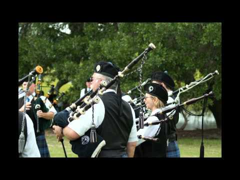Scottish Fun in Charleston - 40th Anniversary Games