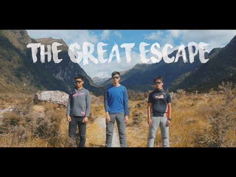The Great Escape (New Zealand Travel Video)