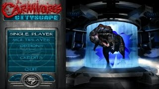 First Impressions On: Carnivores Cityscape