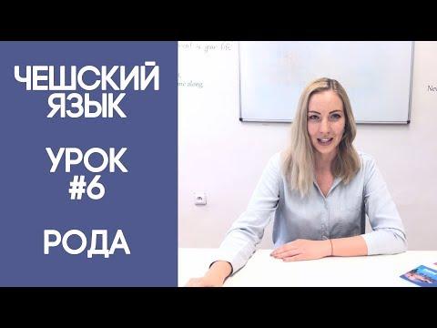 Чешский язык с нуля. Урок чешского языка №6.