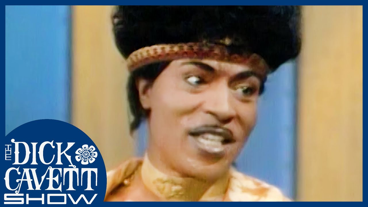 Little Richard On Discovering The Beatles | The Dick Cavett Show