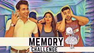 MEMORY Challenge | Rimorav Vlogs