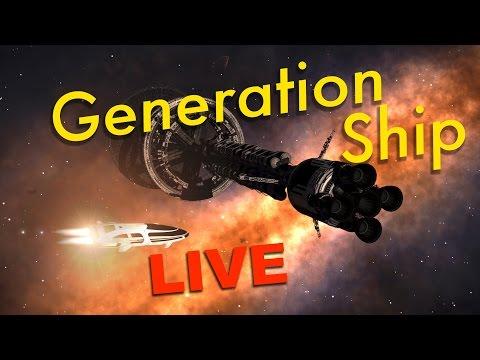 *Spoilers* Generation Ship LIVE | Elite Dangerous
