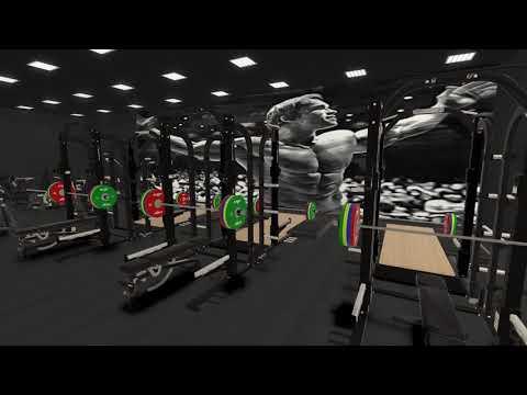 Gym Design Functional Gym