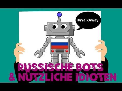 Russische Bots und nützliche Idioten
