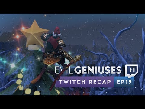 EG Dota Highlights - Twitch Streams (Part 19)