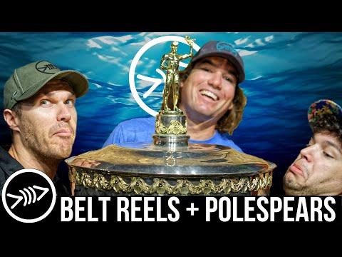 Belt Reels & Polespears - Florida Freedivers