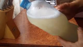 Как сделать сидр в домашних условиях.