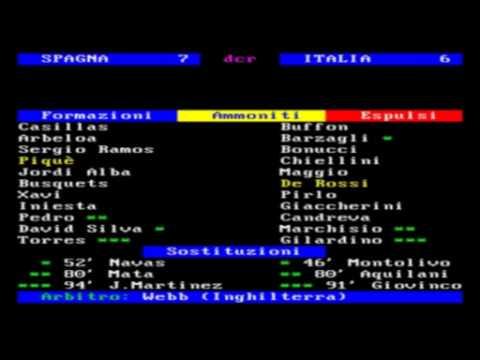 Confederations Cup - Italy Spain 6-7 dopo i calci di rigore - Radiocronaca Radio 1