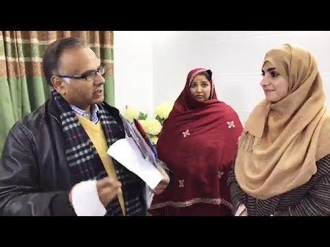 سمأ نیوز کی اینکر کے ۱ کروڑ روپے کیسے بچ گئے؟ دیکھیے اس ویڈیو میں