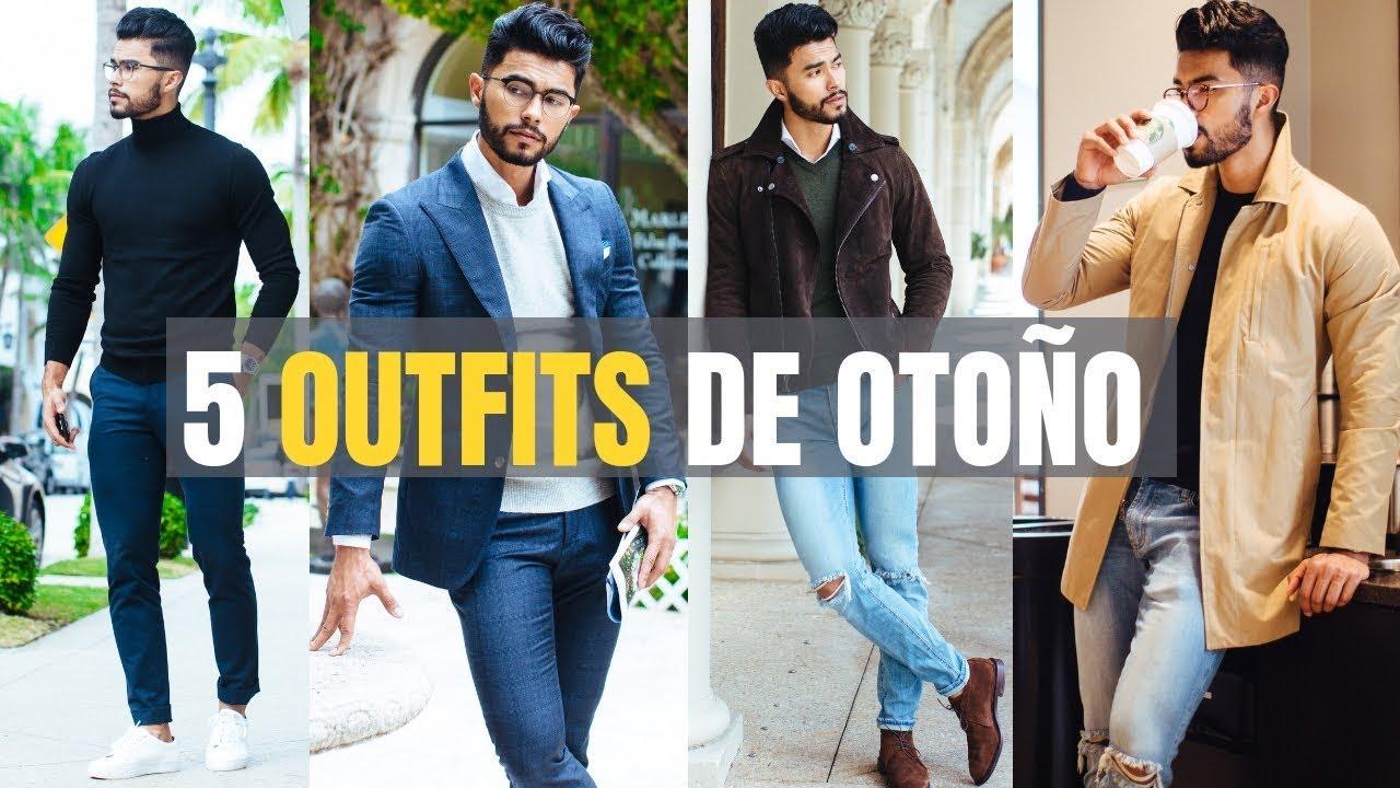 5 Outfits De Otoño Que Todo Hombre Debería Tener