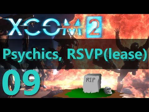 XCOM 2 Let's Play - Psychics, RSVP(lease) Episode 09 - Bender why do you have the medkit