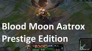 S Prestige Blood Moon Aatrox – Grcija