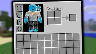 IS THIS MINECRAFT IN ROBLOX...?