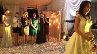 Свадьба Ростома и Татьяны 11.06.2016. Букет :-)