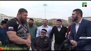 Спортсмен из Чечни стал победителем Всероссийский фестиваля среди людей с инвалидностью