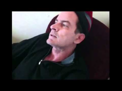 Charlie Sheen Does Drugs on Camera at my house