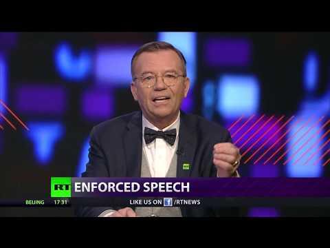 CrossTalk: Enforced Speech