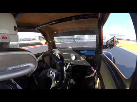 Charlotte Motor Speedway Full Road Race - Semi Pro Practice/Heat/Feature (In-car #00 and stands)