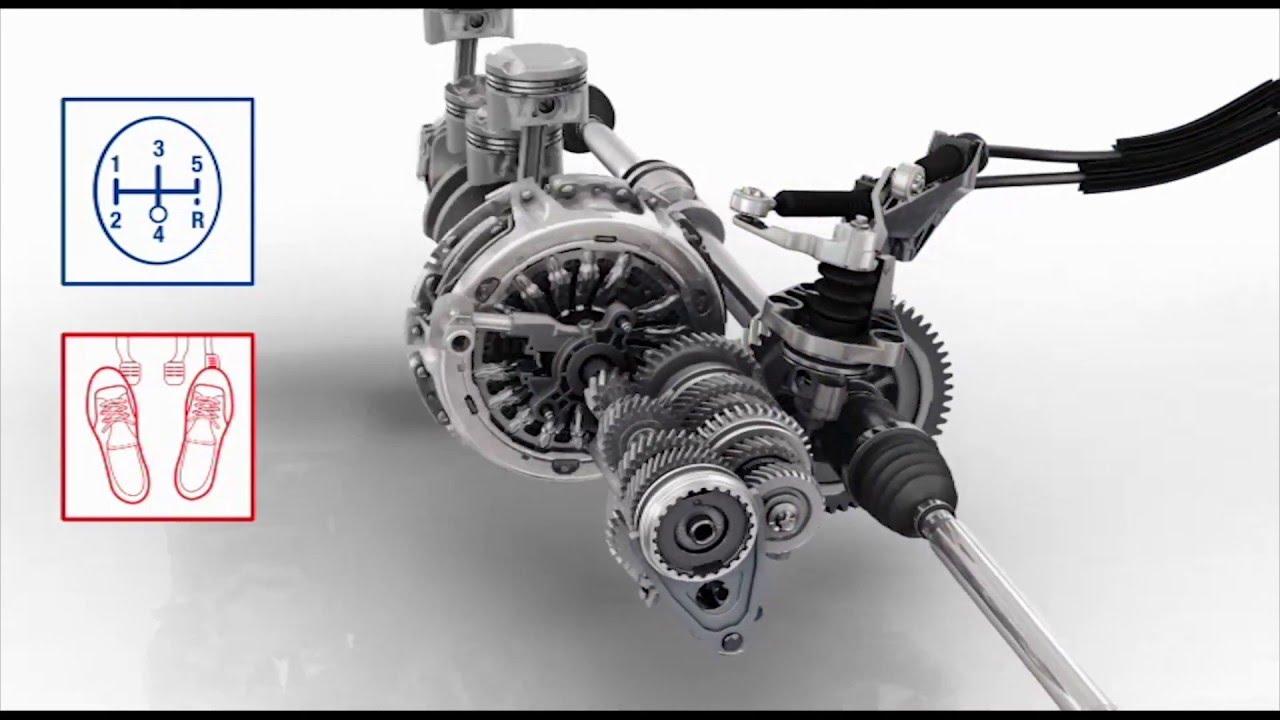 2016 Dacia EasyR automatisiertes Schaltgetriebe Motor