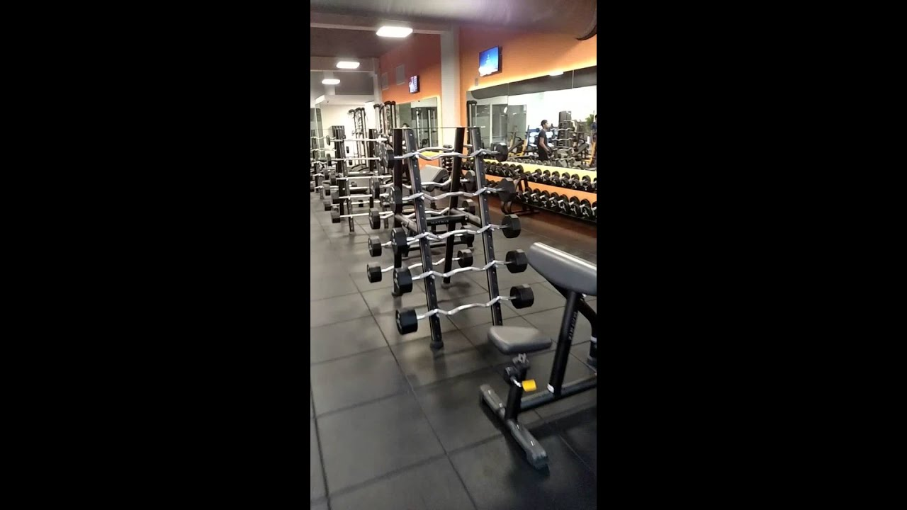 World s best gym body shop santiago dr part youtube