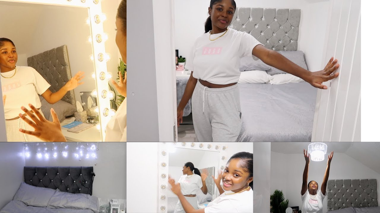 OUR BEDROOM TOUR! I PUT A WALL BETWEEN ME & MY TWINS BEDROOM PART