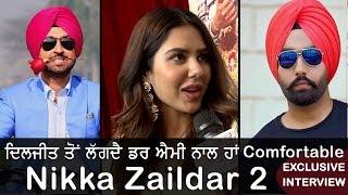 Nikka Zailadar 2 | Ammy Virk and Sonam Bajwa | Exclusively on Channel Punjabi