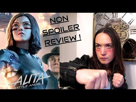 Alita: Battle Angel (2019) - Movie Review
