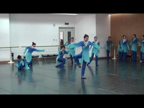 beijing dance academy 古典