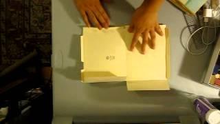 Tutorial Manila File Folder Mini Album ADDENDUM