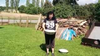 Lenka Šímová - Could Water Challenge 4 Northern Ireland Sbt Rescue