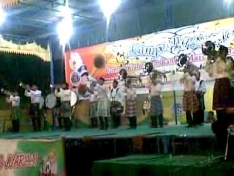 amaliyah sunggal marching band
