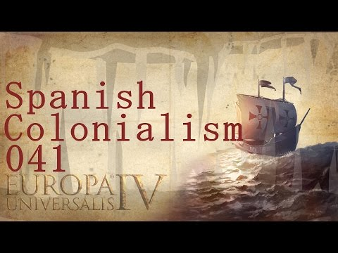 Europa Universalis IV - Rights of Man - Spanish Colonialism 041  