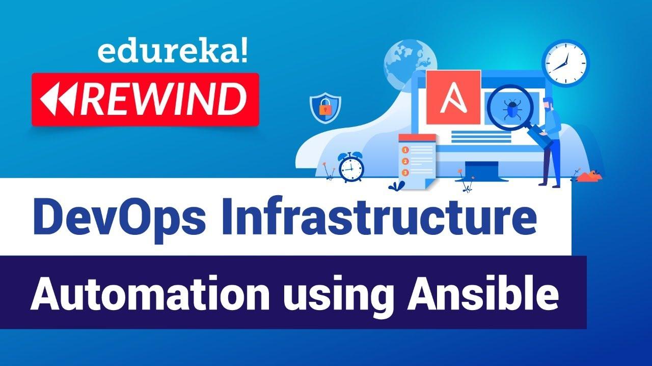 DevOps Infrastructure Automation using Ansible   DevOps Tutorial