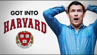 I Got Into Harvard...Kind Of (After Being Rejected)