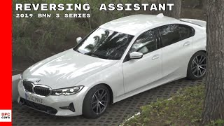 2019 BMW 3 Series Reversing Assistant