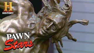 Pawn Stars: Rick Makes Bank On a Strange Sculpture (Season 13) | History