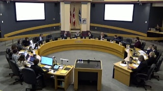 Youtube video::February 13, 2018 Council Meeting