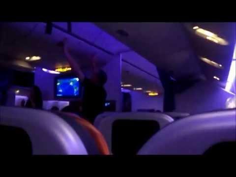 Virgin America/Virgin Australia Flying Experience