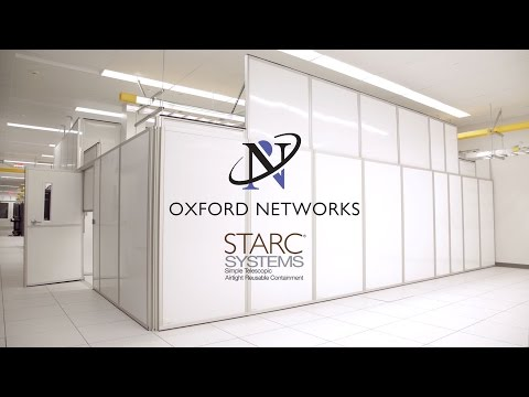 Oxford Networks Uses STARC Wall Systems