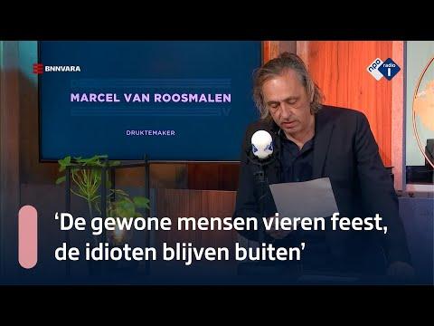 Marcel van Roosmalen pleit voor Nederland A en B | NPO Radio 1