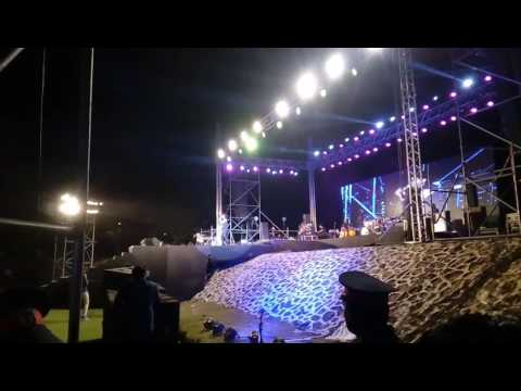 D Y P , Aaj Unse milna..... By Shaan live concert