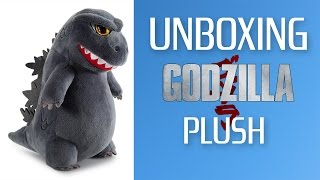 Unboxing Godzilla Phunny Plush - Item Scoop